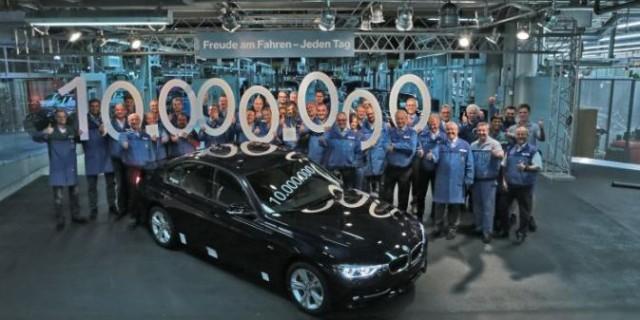 Populasi BMW Seri 3 Tembus 10 Juta Unit