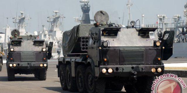 Pejabat militer Qatar pelajari produk militer Indonesia