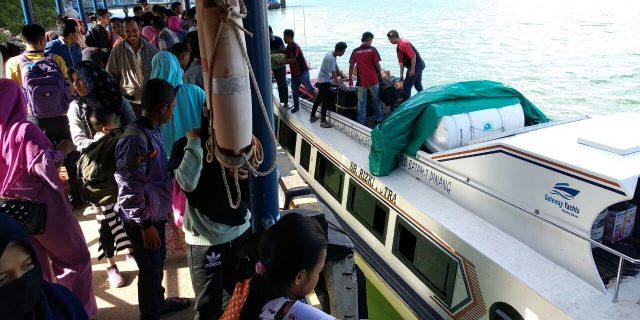 Arus Balik Lebaran Berjalan Baik, DPRD Kepri Apresiasi Kinerja Seluruh Tim Pengamanan
