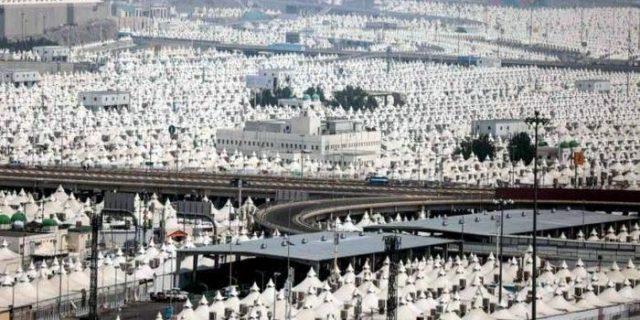 Empat Orang Tewas saat Bus Pengangkut Jamaah Umroh dalam Perjalanan Mekkah-MadinahHangus Terbakar