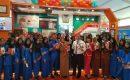 Ratusan Pelajar Kota Dumai Padati Stand Bank Riau Kepri Saat Dumai Expo