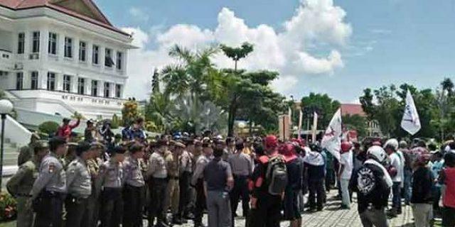 Polres Karimun Siapkan 300 Personel untuk Amankan Peringatan Hari Buruh