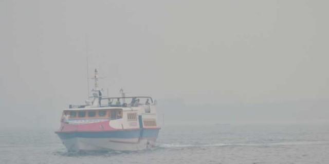 Satu Nelayan Hilang dalam Tabrakan Tanker dan Pompong di Perairan Lingga