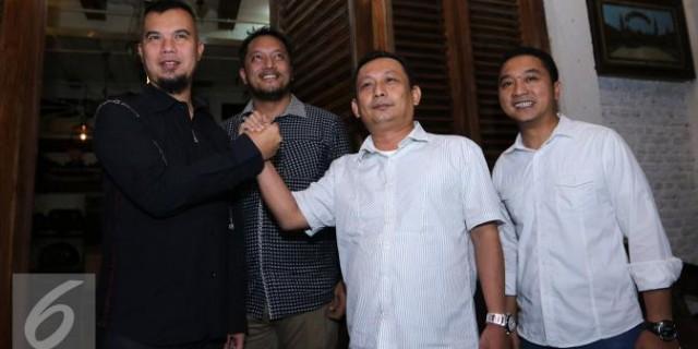 Hadapi Kemacetan Jakarta, Ahmad Dhani Ingin Hapus Transjakarta