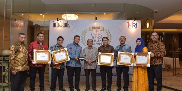 BRK Raih The Best Overall Performance BPD se Indonesia 2018, Sabet 5 Kategori Dari 7 Kategori