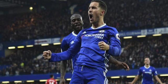 Eden Hazard Akan Kesampingkan Rekor Pribadi