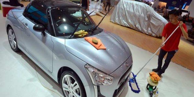 GIIAS 2016: Lexus Hadirkan Mobil Masa Depan, Pasar Mobil Mewah Masih Menjanjikan