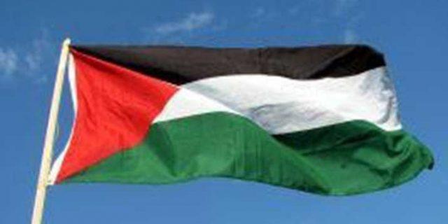 Palestina sesalkan benderanya dipakai saat demonstrasi