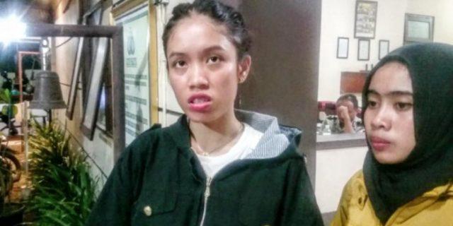 Bukannya Takut, Jambret Mahasiswi Ini Malah Tersenyum Saat Diinterogasi Warga
