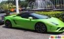 Inggris Jadi Negara Pertama yang Pakai Taksi Lamborghini
