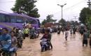 Kota Medan Dan Binjai Di Terjang Banjir Akibat Hujan Deras