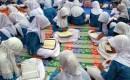 Sebelum Belajar, Pelajar Islam di Tanjungpinang Wajib Baca Alquran