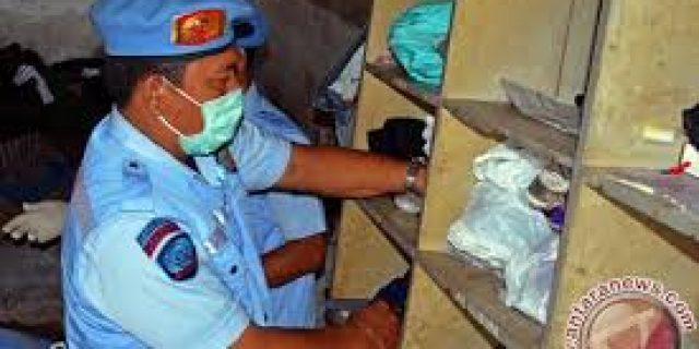 Antisipasi masuknya narkoba Rutan Blitar digeledah