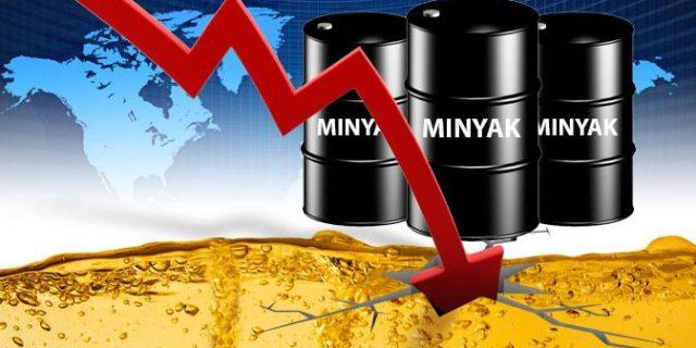 Tertekan peningkatan rig pengeboran AS Harga minyak turun
