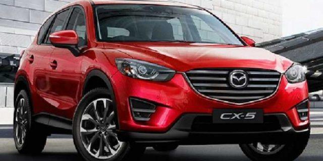 Mazda Pekanbaru Beri Diskon 60 Persen untuk CX-5