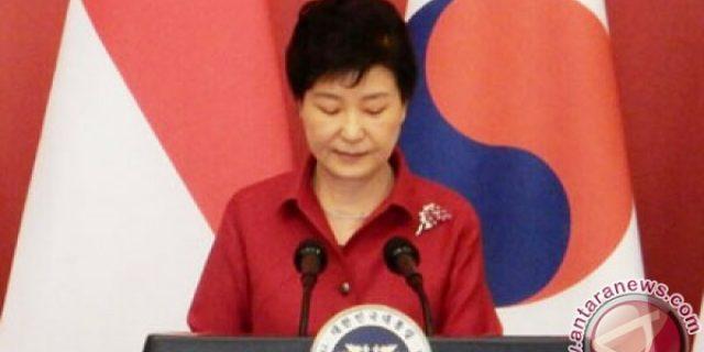 Nasib Presiden Korsel Park Geun-Hye