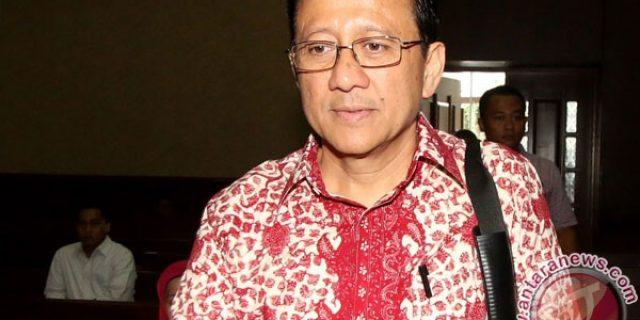 KPK segera eksekusi Irman Gusman