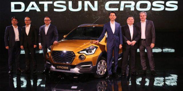 Datsun Cross Resmi Diproduksi di Indonesia
