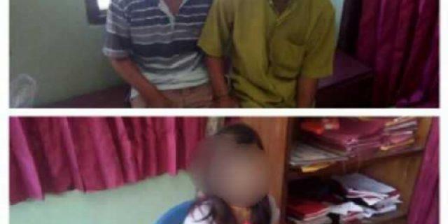 Wanita dan 2 Teman Prianya Digerebek Polisi Tengah Berjudi di Warung Jalan Lintas Timur