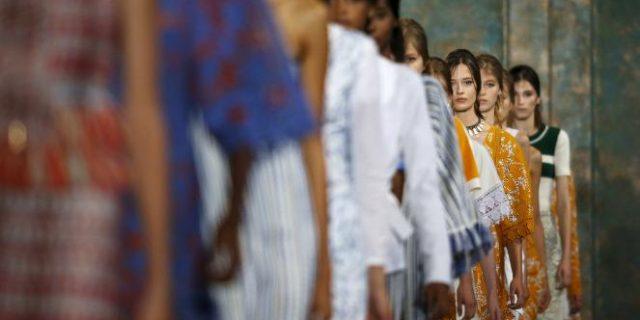 Kombinasi Dua Kutub Fesyen AS Dalam Koleksi Terbaru Tory Burch