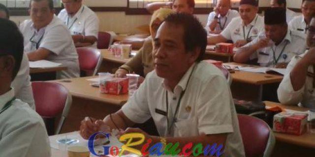 Perebutan 9 Kursi OPD Pemprov Riau Semakin Memanas