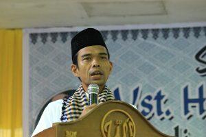 Akun Facebook Ustadz Abdul Somad Official Hilang