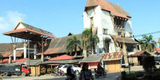 Kios Tak Layak Pakai Jadi Alasan Pedagang Pasar Induk Jodoh Menolak Pindah