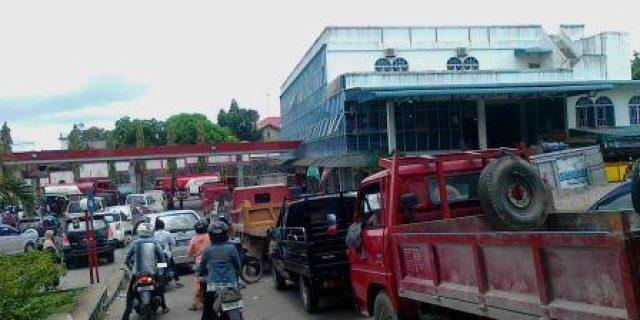 Ibu Kota Kepri Dilanda Langka BBM