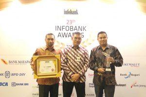 Bank Riau Kepri Raih Platinum Award Kinerja Keuangan Sangat Bagus 10 Tahun Berturut-Turut