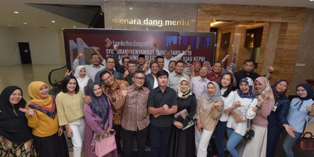 Digi Learning Bank Riau Kepri Resmi Diluncurkan
