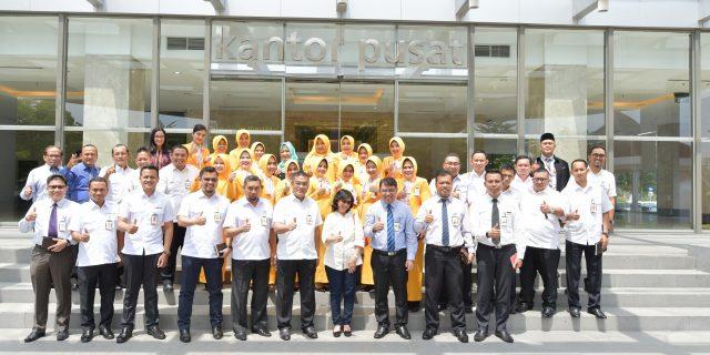 Peringkat Satu Nasional Service Excellence, Bank Riau Kepri Tetap Benahi Service