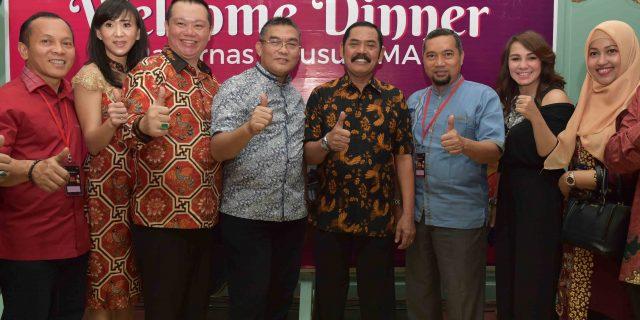 IMA Riau Eksis Pada Rakernas Khusus IMA 2018 di Kota Solo