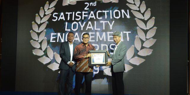 Bank Riau Kepri Sabet 3 Penghargaan Pada Ajang Infobank 2nd Satisfaction Loyalty Engagement Award 2019