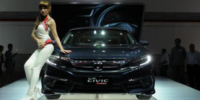 All New Honda Civic Turbo Sabet Penghargaan
