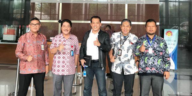 KPK RI Segera Launching MoU Pajak Online Bersama 4 Walikota dan 1 Bupati di Wilayah Riau Dan Kepri Dengan Bank Riau Kepri