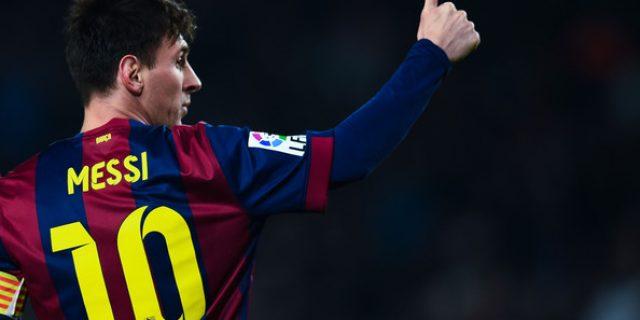 Neymar Cedera, Kini Lionel Messi Cedera Juga?