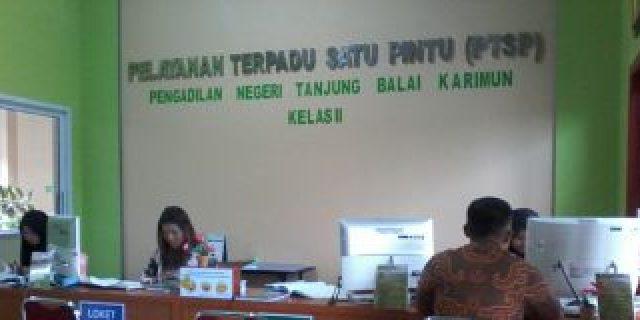 PTSP Karimun 20 Besar OPD Terbaik se Indonesia