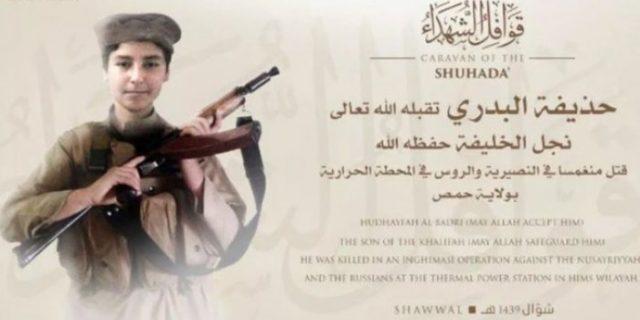 Putra Pemimpin ISIS Terbunuh dalam Serangan di Suriah