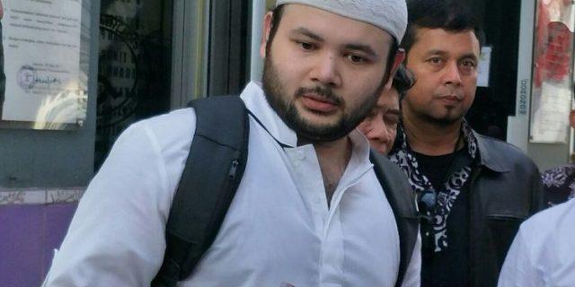 Kembali Ditangkap, Polisi Temukan Pil Ekstasi di Saku Celana Rhido Rhoma