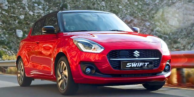 Suzuki Swift 2021 Resmi Meluncur di Singapura, Harga Rp 1,17 Miliar?