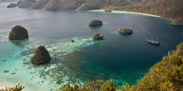 Wisatawan Yang Tenggelam Di Raja Ampat Sudah 7 Hari Belum Ditemukan