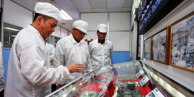 Gubernur Kepri Kagum Melihat Kecanggihan Produk Lokal Batam