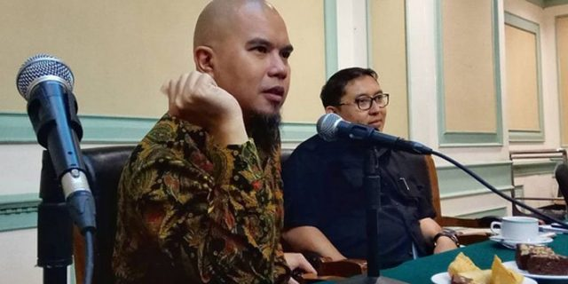 Bakal Besanan dengan Fadli Zon? Respon Ahmad Dhani Menguatkan Gelagat Itu