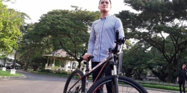 Warga Batam Jokowi Siapkan 21 Unit Sepeda dan Tas Sekolah
