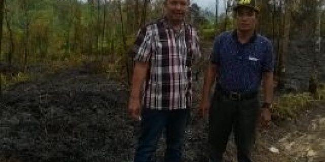 Api Unggun Sepasang Kekasih Ini Malah Membakar Hutan,Saat Kencan di Bukit Betabuh