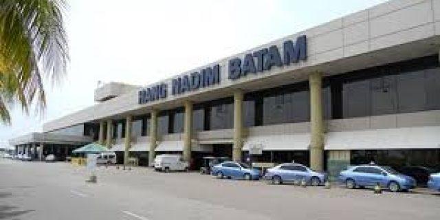 Jelang Puasa, Penumpang Bandara Hang Nadim Meningkat