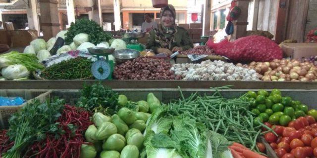 Harga Bawang Dan Cabe Merah Naik Di Tanjung Pinang