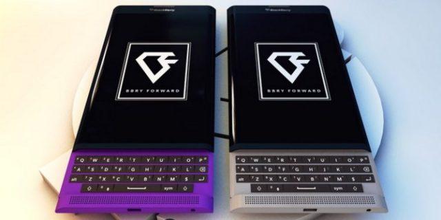 Android Milik Blackberry Ini Akan Hadir Dengan Pilihan Warna Unik