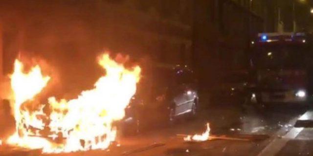 Masyarakat Tionghoa Bentrok dengan Polisi di Paris