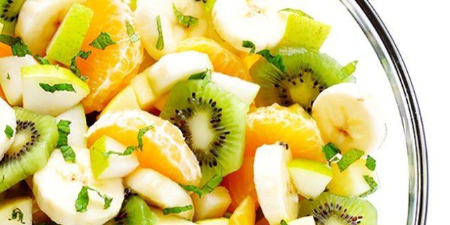 Obati Flu Dengan Salad Buah Lezat Ini